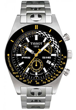 TISSOT Tissot Men's PRS 516 Watch T91148851, 40mm