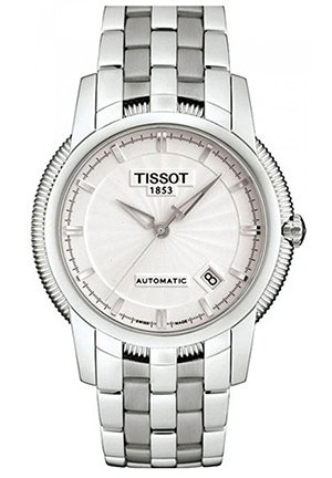 TISSOT Automatic Mens Watch T97148331, 39 mm