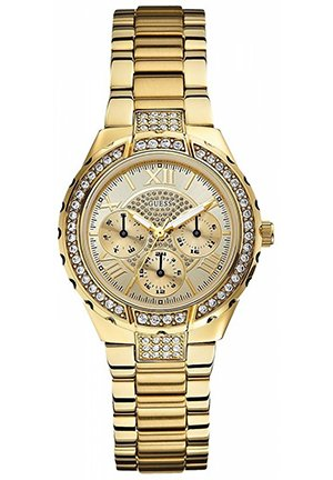 Gold-Tone Sparkling Watch 37mm
