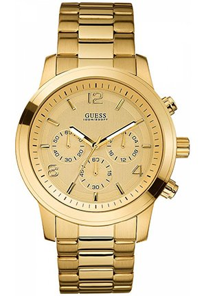 Men's Chronograph Gold-Tone Stainless Steel 45mm