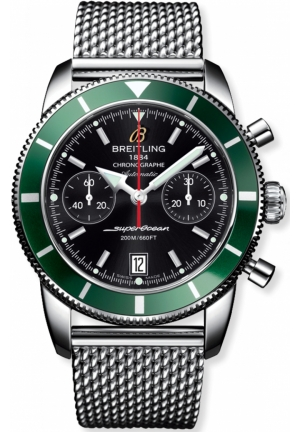 BREITLING Aeromarine Superocean Chronograph Gents Watch 44mm