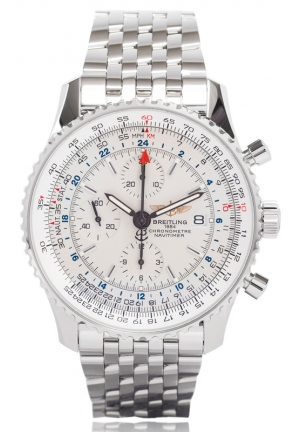BREITLING Navitimer World Chronograph Watch 46mm