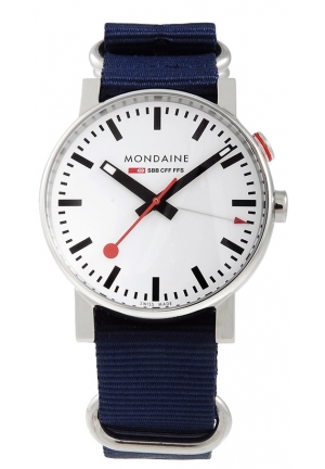 Mondaine Evo Alarm Limited Edition 40 mm
