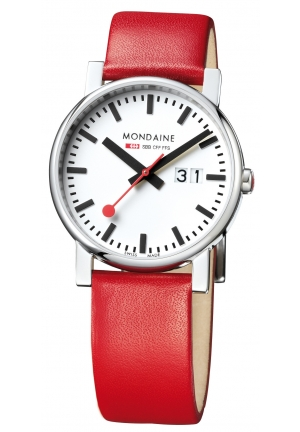 Mondaine Evo Big Date 40 mm