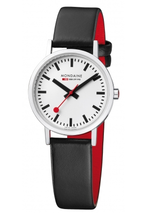 Mondaine Classic Polished 30 mm