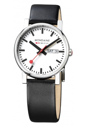 Mondaine Evo Day Date 38 mm