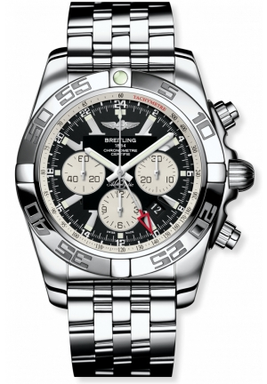 BREITLING Black Chronograph Dial Watcht 41mm