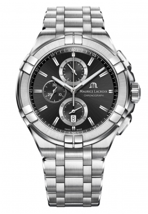 Aikon Chronograph Men's Watch,AI1018-SS002-330-1