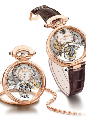 FLEURIER BRAVEHEART® 22-DAY FLYING TOURBILLON AI22001, 45.20MM