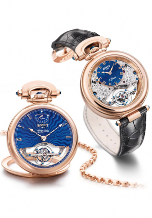 BOVET FLEURIER 0 7-DAY TOURBILLON WITH REVERSED HAND-FITTING AIF0T013-GO, 45MM