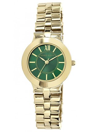 Women's Gold-Tone Adjustable Bracelet Watch 28mm