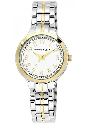Anne Klein Women's Two-Tone Bracelet Watch 36mm