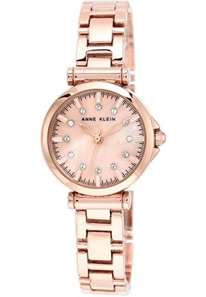 Women's Rose Gold-Tone Adjustable Bracelet Watch 28mm