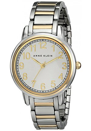Anne Klein Women's Two-Tone Expansion Bracelet Watch 32mm
