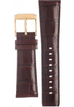 Michael Kors Strap MK2246 Bradley Strap Brown Leather Strap 24mm