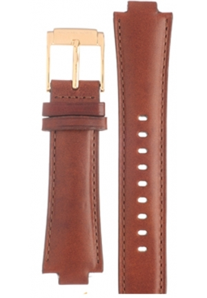 Michael Kors Strap MK2266 Camille Strap Brown Leather Strap 22mm