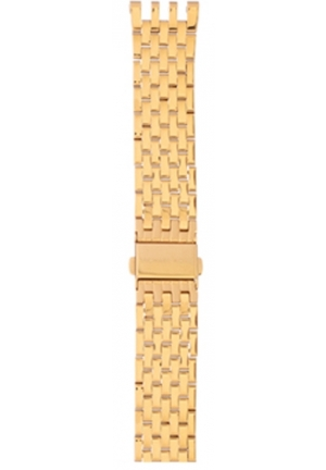 Michael Kors Strap MK3191 Darci Strap Gold Coated Steel Bracelet 20mm