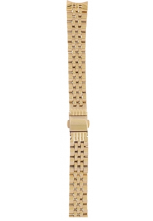 Michael Kors Strap MK3229 Lexington Mini Strap Gold Coated Steel Bracelet 14mm