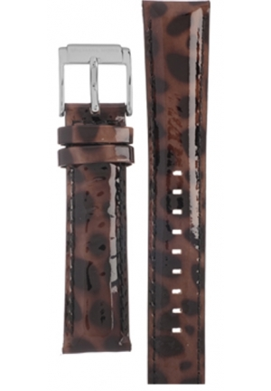 Michael Kors Strap MK5548 Hudson Strap Brown Leather Strap 20mm