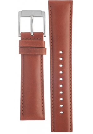 Michael Kors Strap MK8362 Gage Strap Brown Leather Strap 22mm