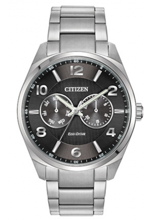 Citizen Men's Stainless Steel Dress Watch