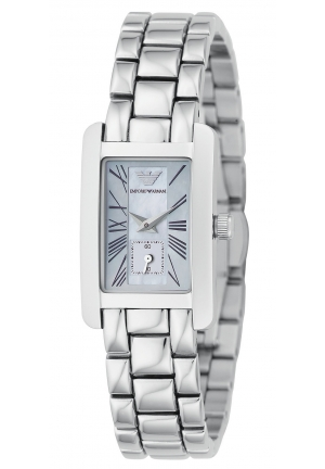 EMPORIO ARMANI Women's Stainless Steel Bracelet 20mm