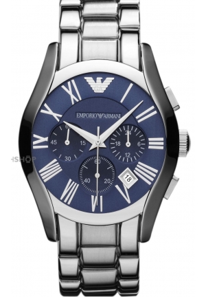 EMPORIO ARMANI MEN'S CHRONOGRAPH WATCH 42MM