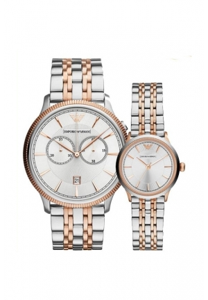 Emporio Armani Classic Couple Watch