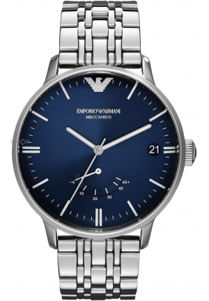 Mens Emporio Armani Meccanico Automatic Watch AR4658