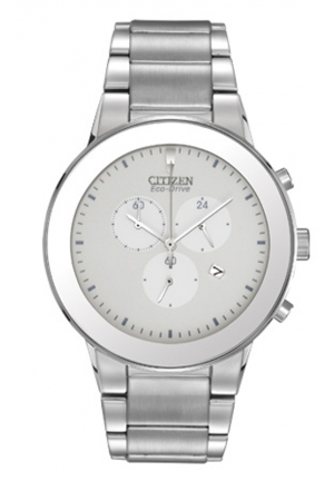 Citizen Men's Eco-Drive Axiom Chronograph Watch