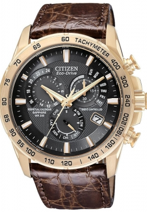 Citizen Men's World Chronograph A-T Analog Display