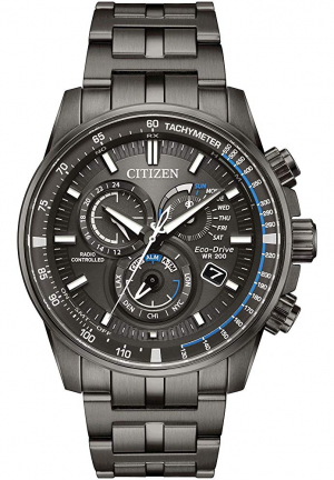 PCAT Multifunction Charcoal Grey Dial Men's Watch