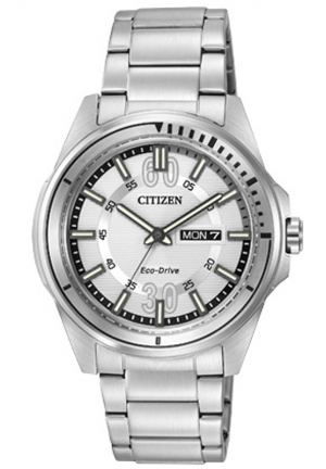 Citizen Men's Drive from Citizen HTM Eco-Drive Stainless Steel Bracelet Watch