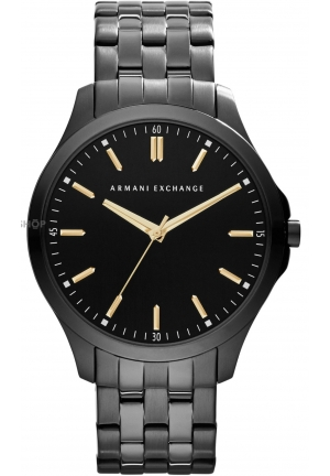 A|X ARMANI EXCHANGE Men's Hampton Low Profile Watch 45MM