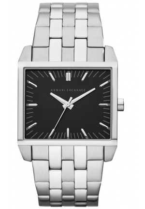 A|X ARMANI EXCHANGE Men's Stainless Steel Bracelet Watch 32x38mm