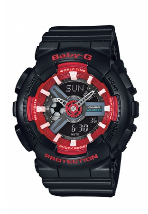CASIO Baby-G Analog Digital Men Watch 55mm