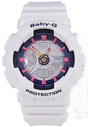 CASIO Baby-G Analog Digital Women Watch 46mm