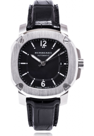 BURBERRY THE BRITAIN MEN AUTOMATIC WATCH 43MM