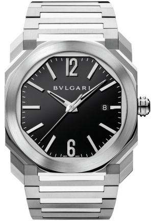 BVLGARI Octo Automatic 102031 BGO41BSSD,41.5mm X 47.4mm