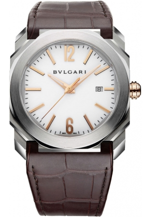 BVLGARI Octo Automatic 102207 BGO41WSLD, 41.5mm X 47.4mm