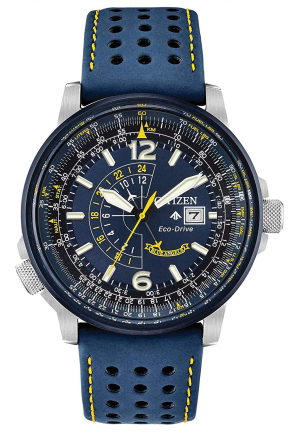 Promaster Nighthawk Blue Dial Men's Watch