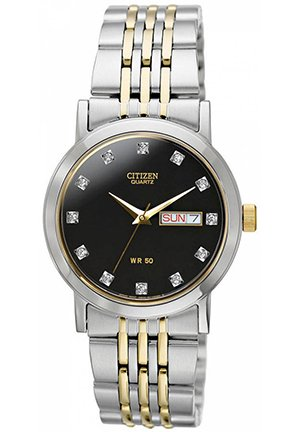Men's SL Two-Tone Stainless Steel Bracelet 36mm