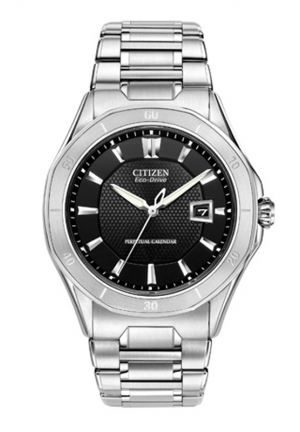 Citizen Men's The Signature Collection Eco-Drive Octavia Perpetual Watch