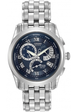 Citizen Men's Eco-Drive Calibre 8700 Stainless Steel Bracelet Watch
