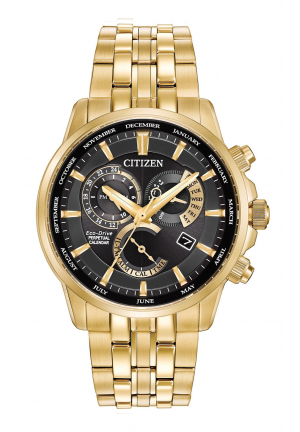 CITIZEN ECO DRIVE PERPETUAL MEN'S WATCH