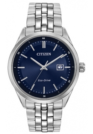 Men's Citizen Eco Drive Stainless Steel Watch