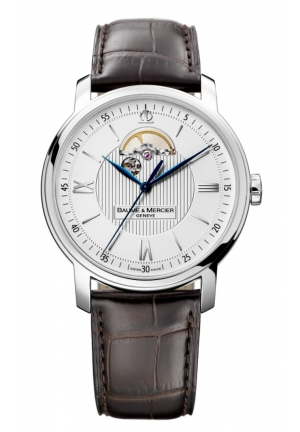 BAUME & MERCIER Classima Executives Steel XL Mens Watch 42mm