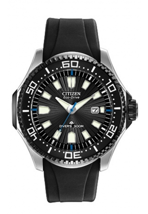 Citizen Eco-Drive Men's Analog Diver's Watch