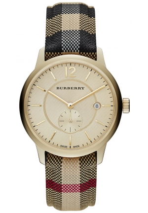 BURBERRY THE CLASSIC ROUND SUBSECOND 40MM
