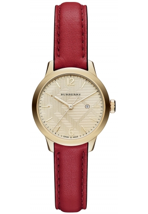 BURBERRY THE CLASSIC ROUND 32MM